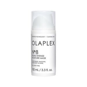 Maschera Capelli Danneggiati Olaplex N. 8 Bond Intense Moisture Mask 100 ml