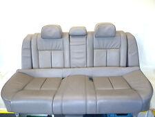 Peugeot 607 Rücksitz Rücksitzbank Sitzbank Sitz hinten