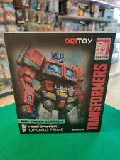 Ori Toy Transformers Hero of Steel Optimus Prime Action Figure First Edition us