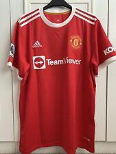 More details for man utd football shirt 21/22 ** ronaldo #7
