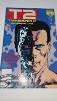 1991 T2 Terminator 2 Judgement Day Part 1 of 3 comic book
