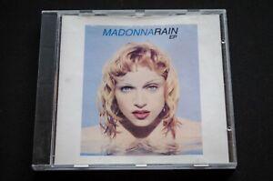 MADONNA - RAIN EP - CD, EP