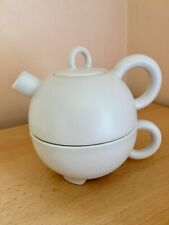 Broste Copenhagen tea for one teapot stylish retro Stoneware