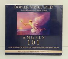 Angels 101 by Doreen Virtue Compact Disc Book (English)