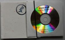 Diana Krall From This Moment On Adv CD-Acetate + Verve Folder