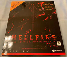 HELLFIRE Diablo 1 Expansion Blizzard PC Computer Video Game NEW/SEALED BIG BOX!