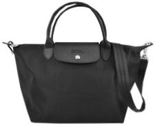 Genuine Longchamp Le Pliage Neo nylon black Small