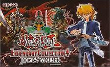 Yu-Gi-Oh! Legendary Collection Joey's World Commons 1st Edition Gem Condition!!