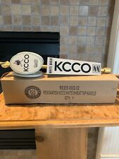 Resignation Brewery Kcco White Wheat Beer Keg Tap Handle Ostrich Nib