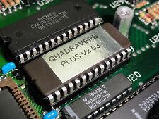 Alesis Quadraverb to Quadraverb Plus Firmware Upgrade Chip