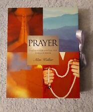 PRAYER - ALAN WALKER - discover your spiritual self through prayer boxed set.