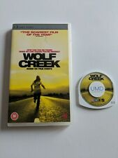Wolf Creek DVD UMD Mini for PSP