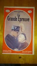 Georges Le Faure - La grande épreuve - Jules Tallandier, 1928