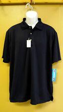 New Pga Tour Athletic Polo Shirt, Size Xl, Dark Blue