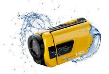 camescope étanche FULL HD 1920 x 1080 et appareil photo numérique + carte -40%