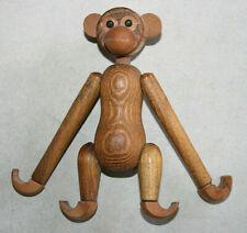 Teak Affe - Denmark - monkey - Kay Bojesen - String Design - 15,5 cm