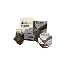 K-sun Labelscape Ls-180 Label Maker Office Equipment