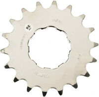 Shimano Mx66 18T Cassette Cog 18 Tooth Bmx Single Speed Gear 3/32 Bike Bicycle