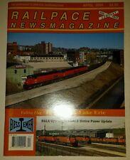 Railpace Newsmagazine April 2004