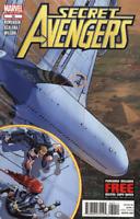The Secret Avengers #32  Marvel Comic Book 2012 NM