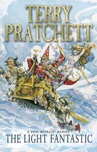 The Light Fantastic: A Discworld Novel: 2,Terry Pratchett