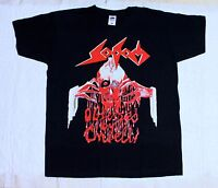 SODOM OBSESSED BY CRUELTY'86 THRASH POSSESSED CELTIC FROST BLACK T-SHIRT