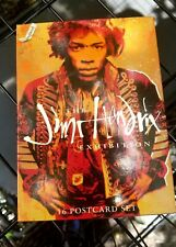Very Rare! Jimi Hendrix Exhibition 16 Limited Edition Postcards!