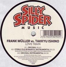 "Frank Müller Love train (5 versions, 2002, vs. Takkyu Ishino) [Maxi 12""]"