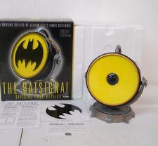 2001 DC DIRECT BATMAN THE BATSIGNAL OFFICIAL PROP REPLICA LIMITED 2509/5000 NEW