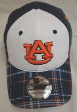 Auburn University Mens S M New Era 39Thirty Baseball Cap Hat 1856