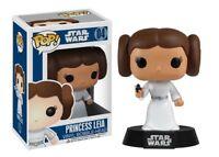 Funko Pop - Princess Leia - Serie Star Wars  - Subito Disponibile