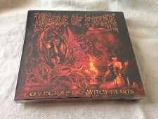 CRADLE OF FILTH - Lovecraft & Witch Hearts LTD ED DIGI 2CD BRAND NEW & SEALED!