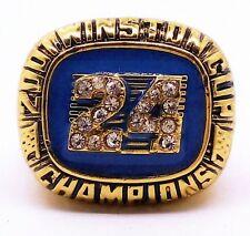 2001 #24  JEFF GORDON WINSTON CUP PLAYER RACING CHAMPIONSHIP RING SIZE 11