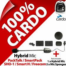 Cardo Scala Rider Hybrid Microphone Mic PackTalk SmartPack SHO-1 Freecom 1 2 4