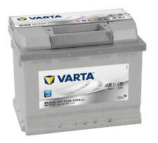 Batería Varta D39 – 63Ah 12V 610A. 242x175x190