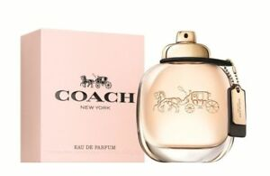 COACH  By COACH  Eau de Parfum Spray ~ 3oz/90ml ~ New In Sealed Box