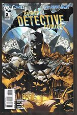 New 52 Detective Comics #2 ~ 1st Print / Batman ~ 2011 (9.2 OB) WH