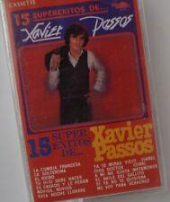 Xavier Passos 15 Super Exitos - Cassette New! Sealed!