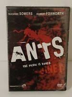 Ants DVD Horror Halloween New Lynda Day George, Suzanne Somers, Myrna Loy