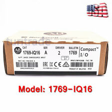 NEW Allen Bradley 1769-IQ16 DC Input Card sold from factory US