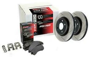 StopTech Axle Pack - Street 935.33029 Front / Rear Fits:AUDI  2014 - 2014 A6  2