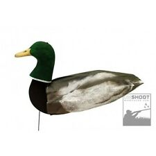 SILLOSOCKS MALLARD DUCK DRAKE SENTRY DECOY WILDFOWLING LIGHTWEIGHT