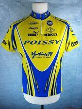 GIORDANA Maillot  Homme Taille L - Poissy Triathlon - Manches courtes