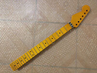 Reverse headstock 22 frets Maple guitar Neck maple Fingerboard for ST style