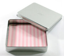 Victoria's Secret Collectible Tin - Storage for Travel Size Items & Cosmetics