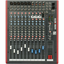 Allen Heath ZED 14 PA Mixer Console 6/4 Channels and SONAR X1 ZED14 BRAND NEW