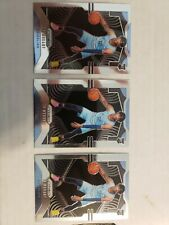 (3) 2019-20 Panini Prizm #249 Ja Morant RC Rookie Card LOT GRIZZLIES (see detail
