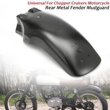 Motorcycle Rear Metal Fender Mudguard for Honda Yamaha Harley Chopper Cruiser US