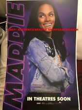 TIKA SUMPTER SIGNED SONIC THE HEDGEHOG MOVIE MADDIE STOMP THE YARD 12x18 REPRINT