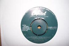 FRANK SINATRA,  NO ONE CARES  PART 2,  CAPITOL RECORDS 1960  MINT-